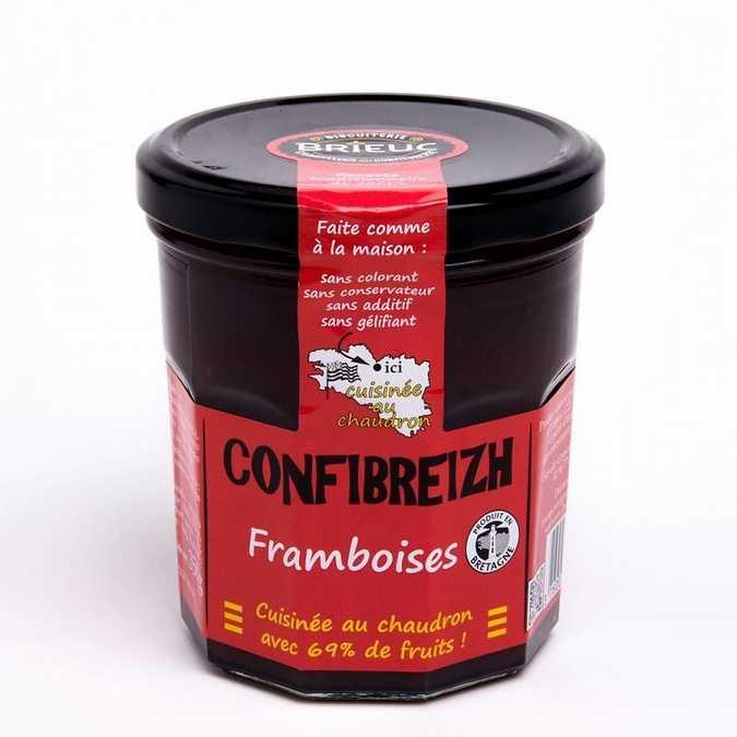 Confibreizh Framboises 340g 0