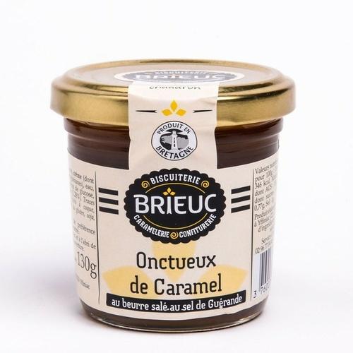 Onctueux de Caramel au beurre salé 140g