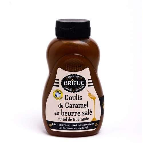 Coulis de Caramel au beurre salé 300g