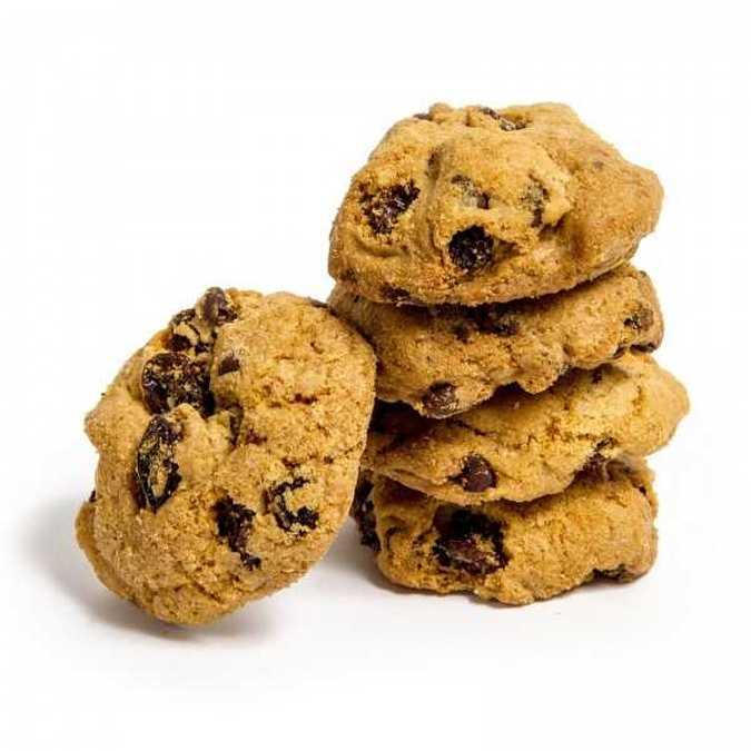 Chocolate Grape Cookies 500g cookiesraisinchocolat