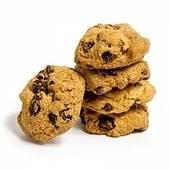 Vignette cookiesraisinchocolat