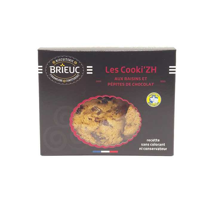 Chocolate Grape Cookies 500g 0