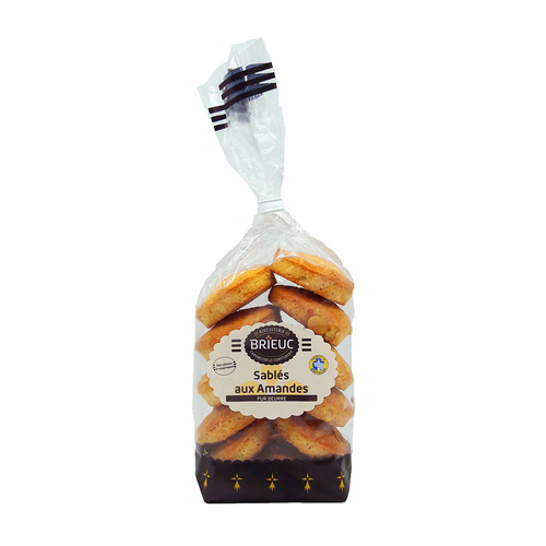 Almonds saint-jacques nuts 200g