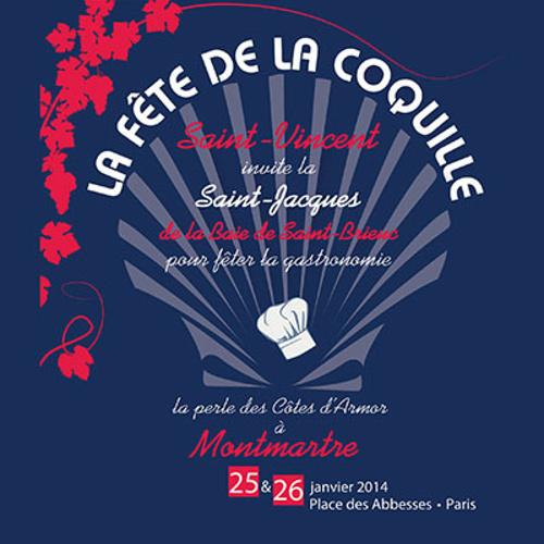 BRIEUC présent au marché gastronomique de la Fête de la Coquille St-Jacques