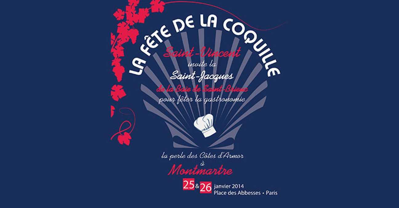 BRIEUC present at the gastronomic market of the Fête de la Coquille St-Jacques 0