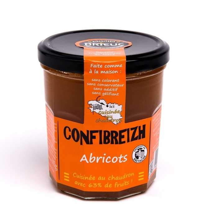 Apricots Confibreizh 340g 0