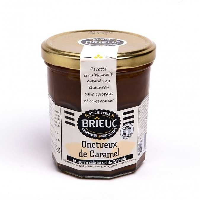 Smooth Salted Butter Caramel 340g 0