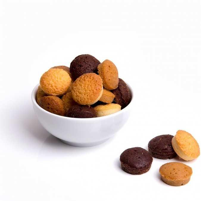 Assortment of saint-jacques nuts 250g 2
