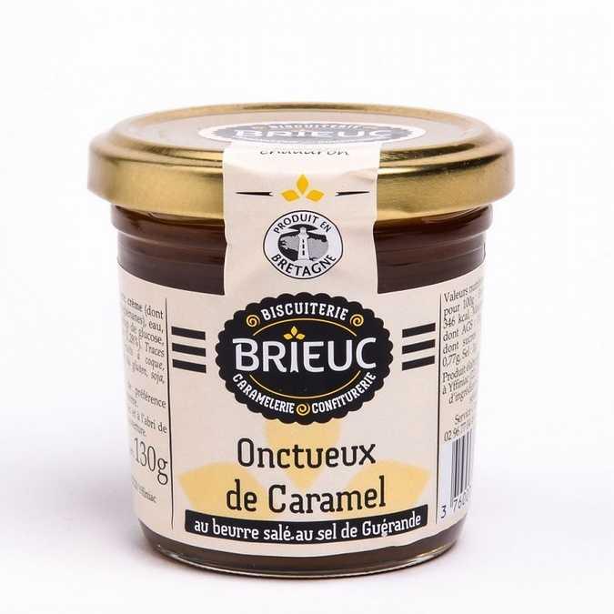 Onctueux de Caramel au beurre salé 140g 0