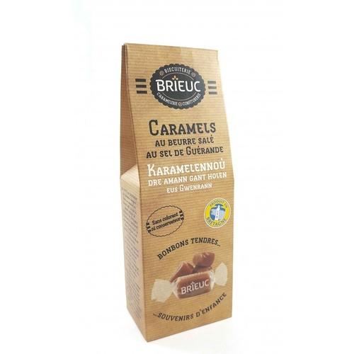 Caramels au beurre salé 100g