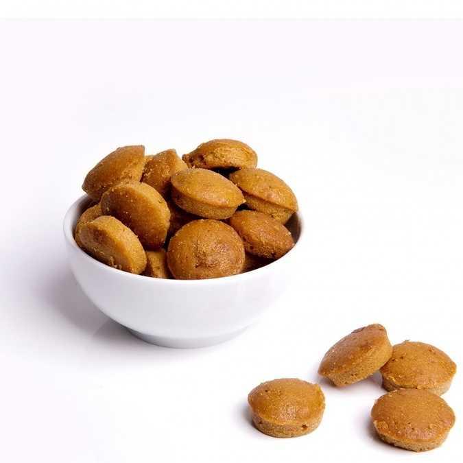 Caramel Saint-Jacques nuts 200g 2