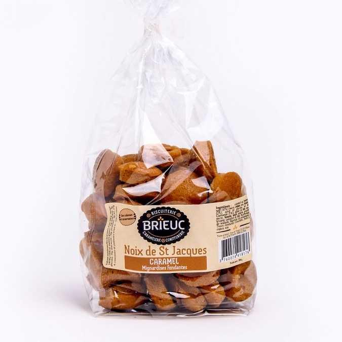 Caramel Saint-Jacques nuts 200g 0
