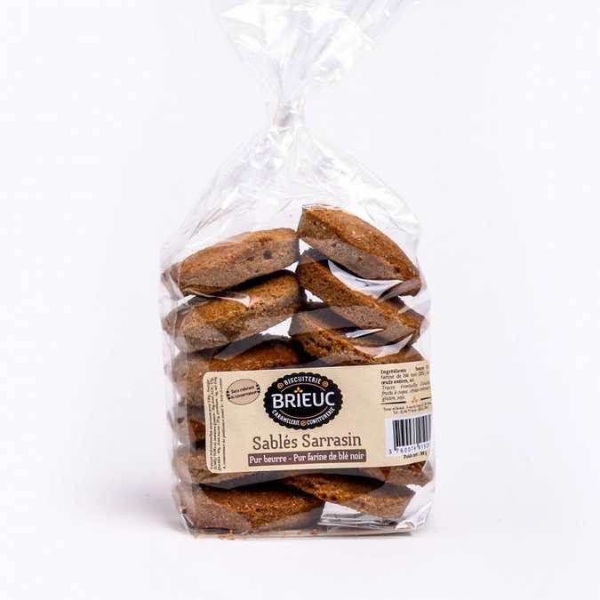 Buckwheat shortbread 300g 0