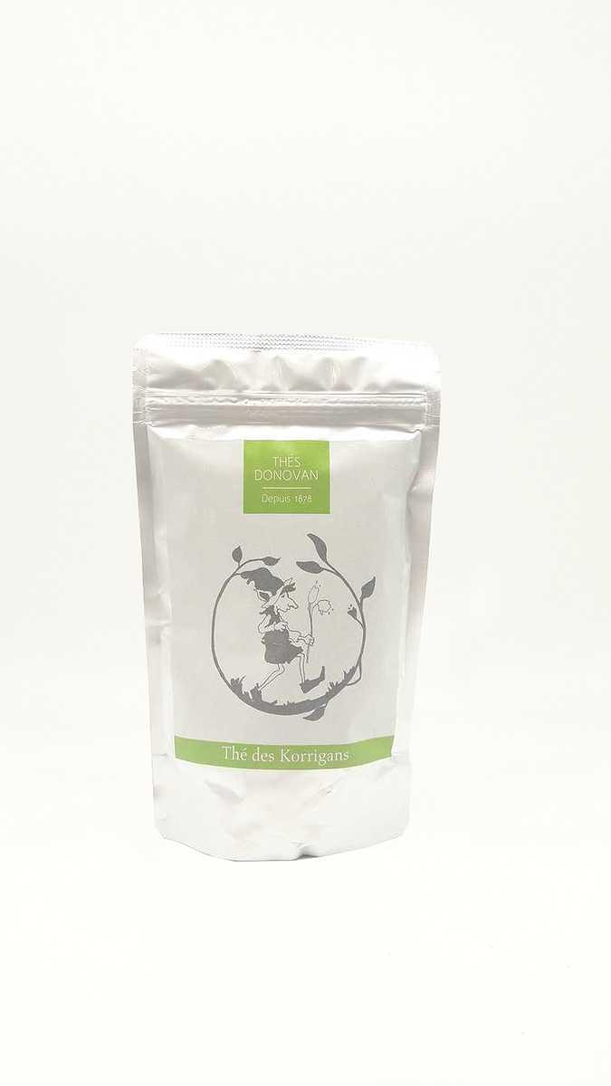 Black tea Korrigans 50g 0