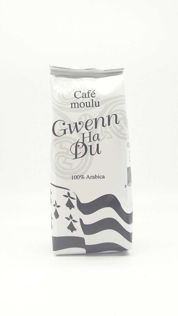 Ground coffee Gwenn Ha Du 250g 0