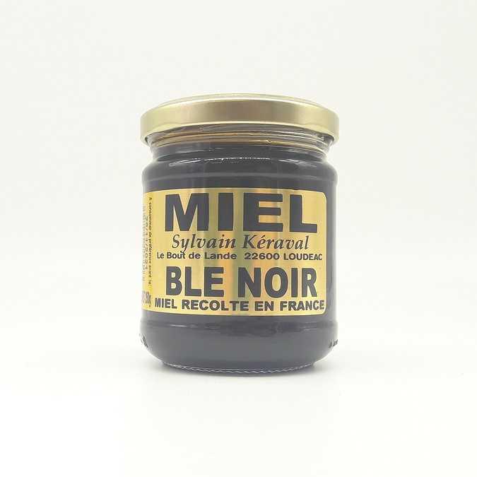 Black wheat honey 250g 0