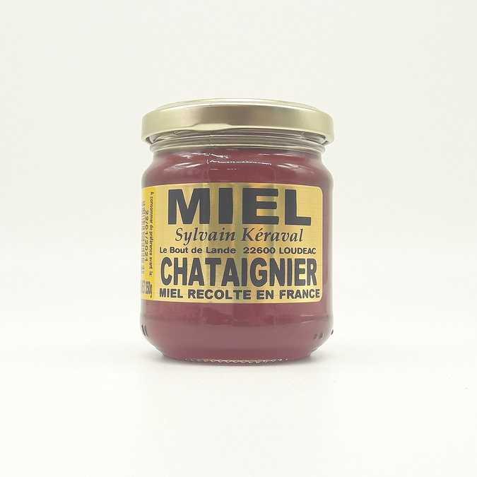 Chestnut honey 250g 0