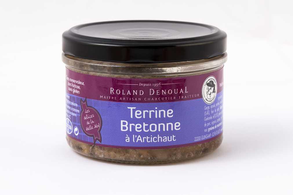 Terrine Bretonne 100g 0