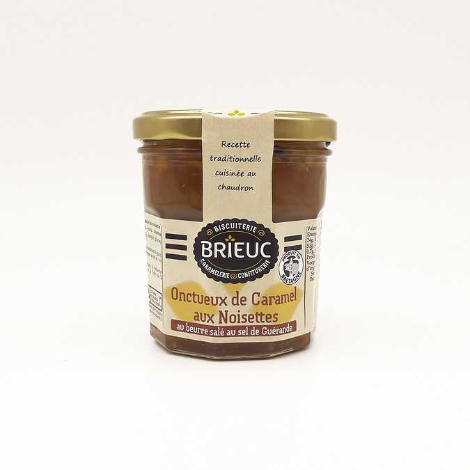 Creamy Hazelnut Caramel 320g 0