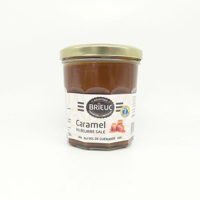Onctueux de Caramel au beurre salé 220g 0