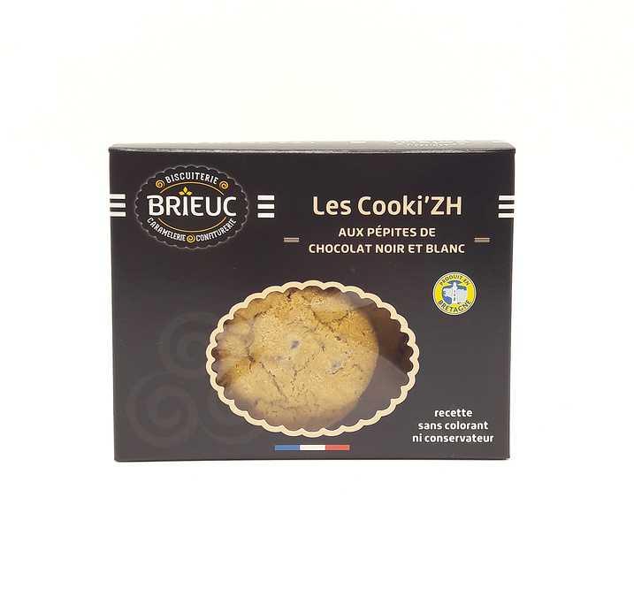 Cooki''ZH dark and white chocolate 0