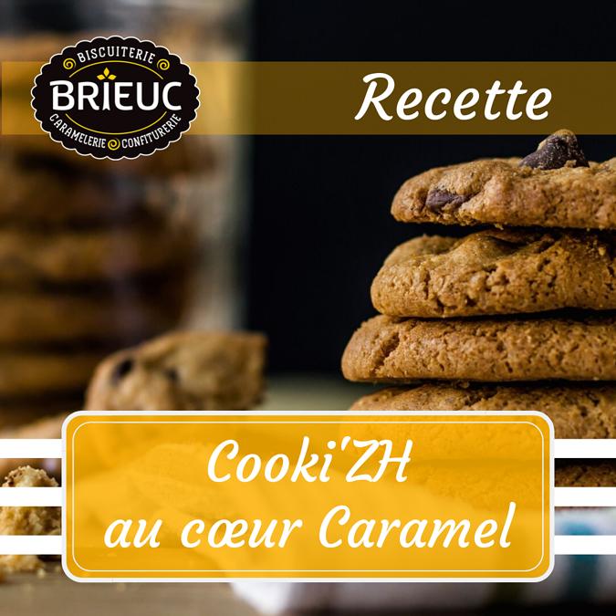 Caramel Heart Cooki''ZH Recipe 0