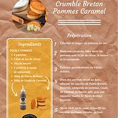 Vignette recette201910crumblepommes