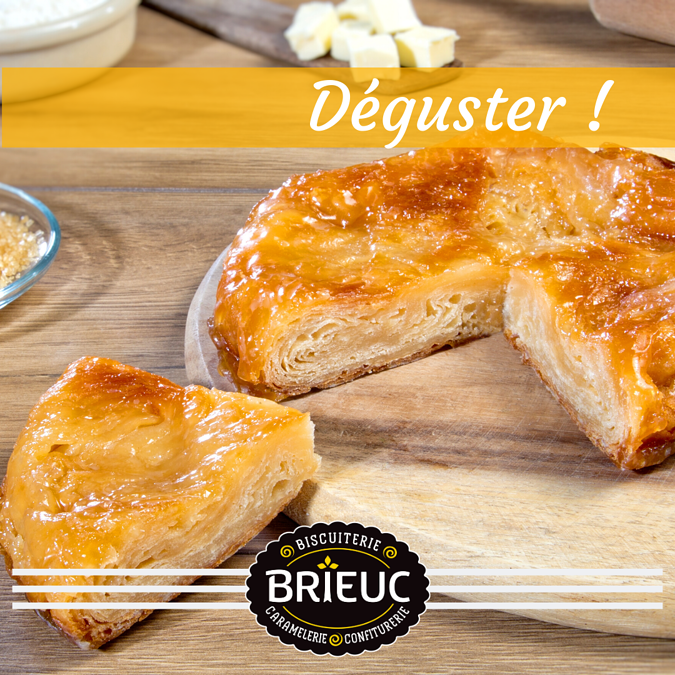 At the heart of our workshops: the Kouign Amann 7
