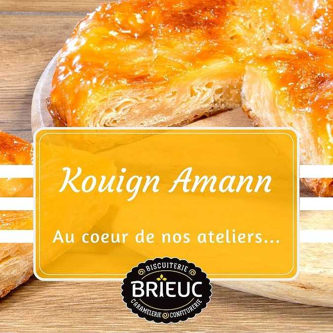 At the heart of our workshops: the Kouign Amann 0