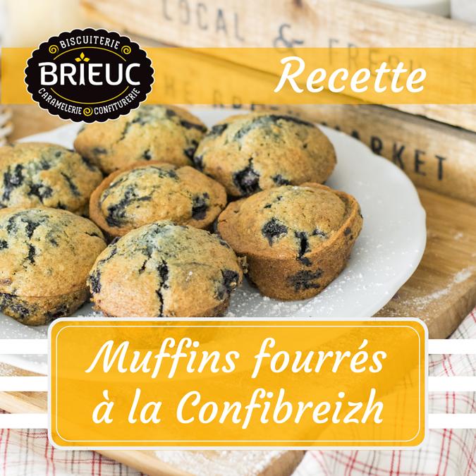 Recipe: Confibreizh filled muffins 0