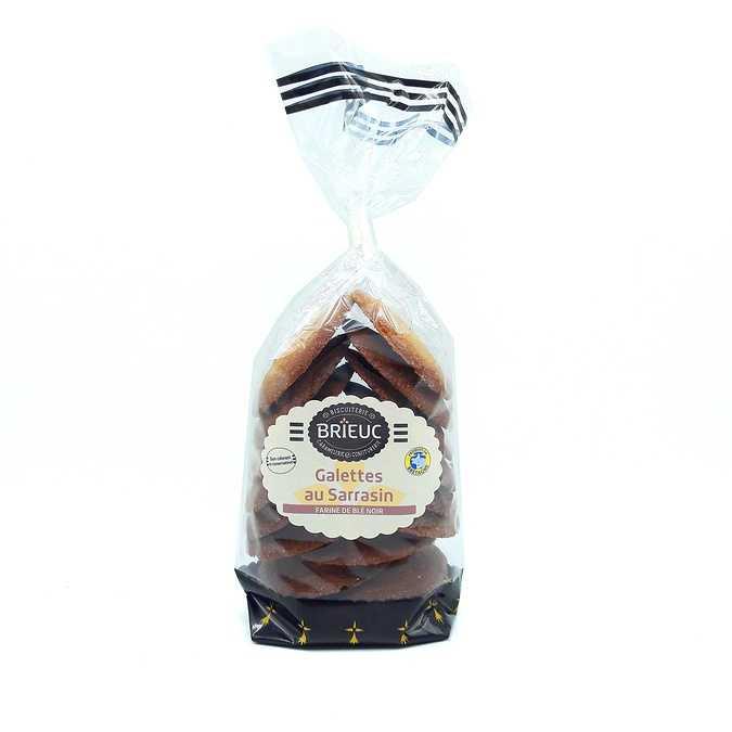 Buckwheat biscuits 250g galettessarrasin250gbrieuc