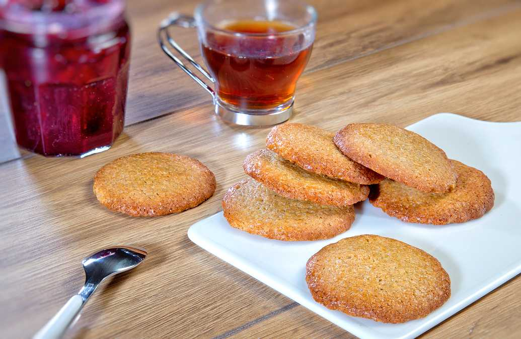 Buckwheat biscuits 250g 0