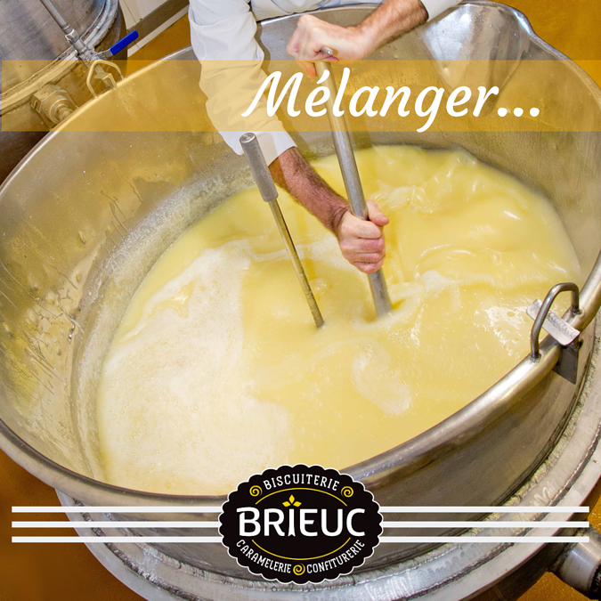 At the heart of our workshops: the Creamy Salted Butter Caramel 2