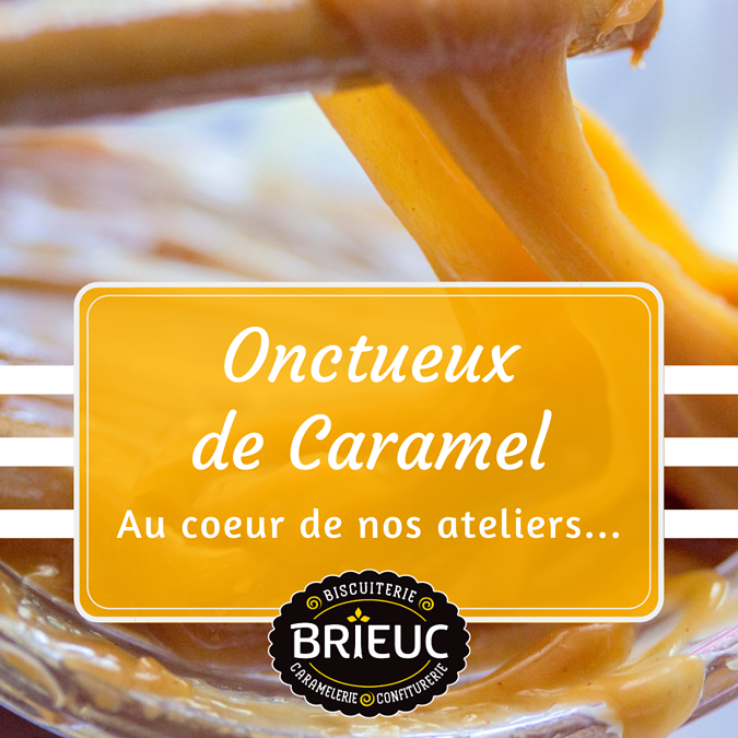 At the heart of our workshops: the Creamy Salted Butter Caramel 0