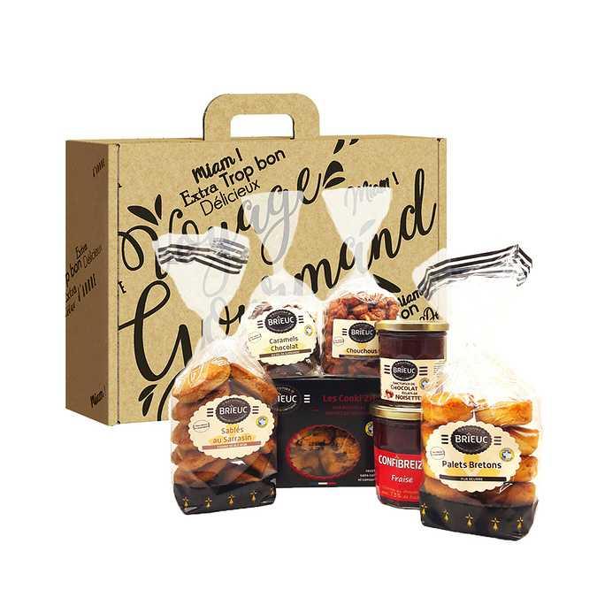 Gourmet Flavors Box 0