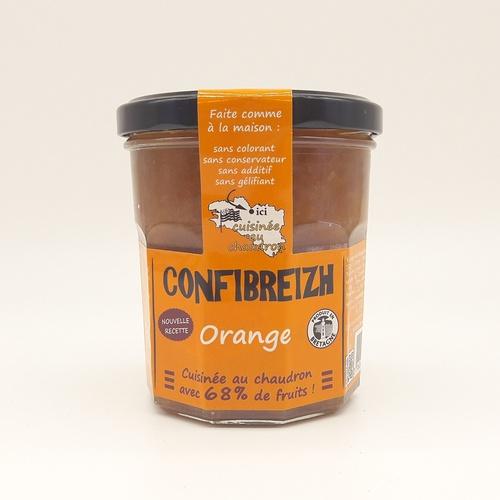 Apricots Confibreizh 340g