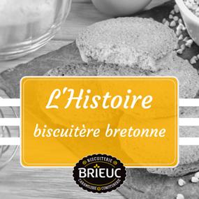 Breton biscuit history