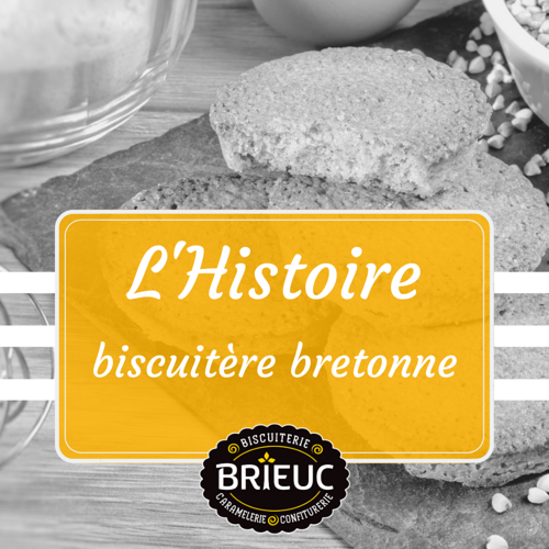 Breton biscuit history