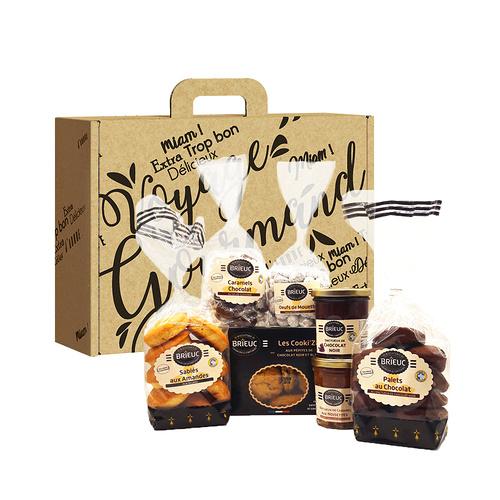 Chocolate and Gourmet Box