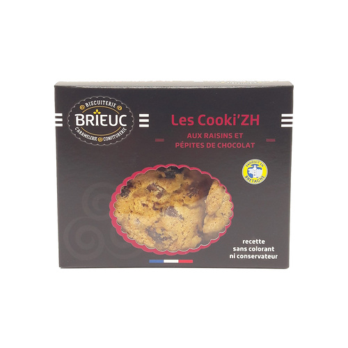 Cooki''ZH Chocolate Raisins