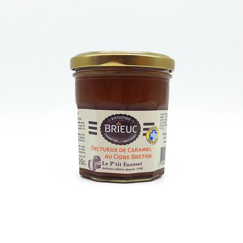 Creamy Cider Caramel