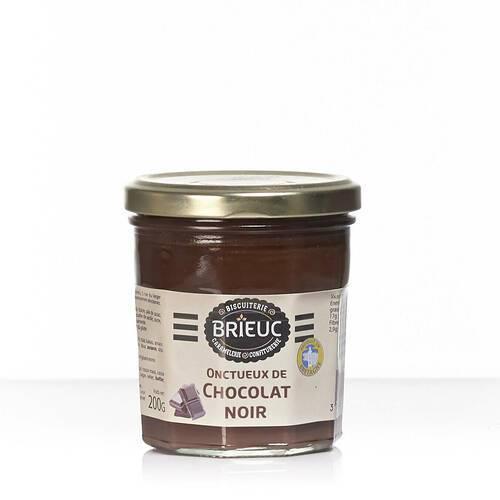Creamy dark chocolate