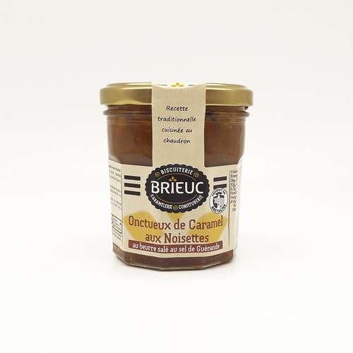 Creamy Hazelnut Caramel 320g