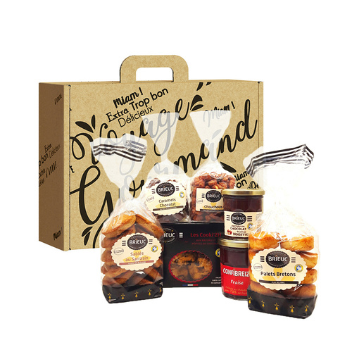 Gourmet Flavors Box