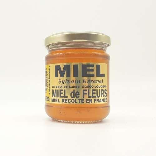 Honey of flowers 250g