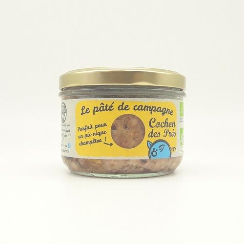Organic Pâté 190g