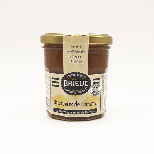 Smooth Salted Butter Caramel 340g