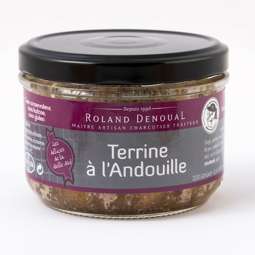 Terrine with Andouille 100g